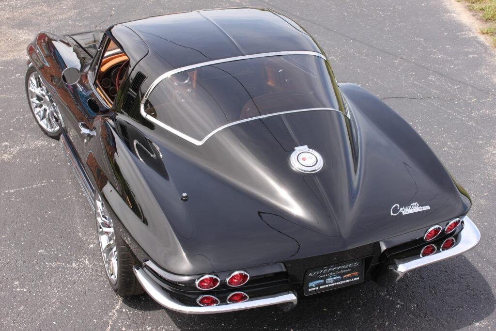 For Sale 1965 Corvette Coupe Restomod Ls3 525hp C2 C7 J M Enterprizes Inc