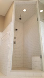 Walnut Hills, Cincinnati bathroom remodel