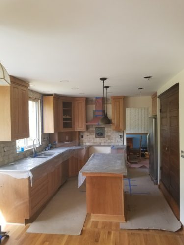 Crescent Springs Kitchen Remodel
