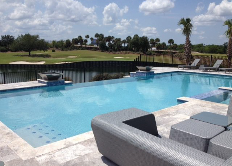 Blue Dream Pools | Cutting Edge Inground Pool Designs & Stonework