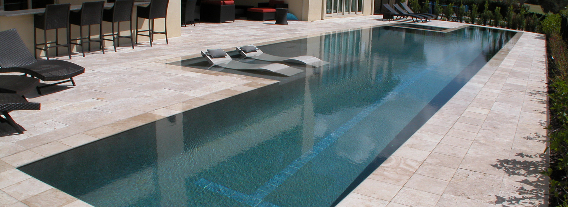 Elegant Pool Area