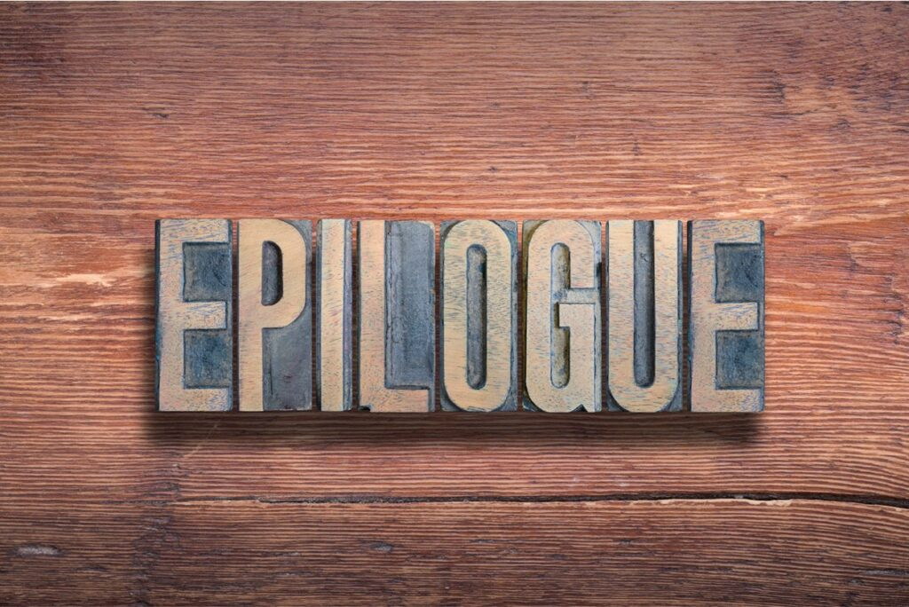 Writing 101: Prologues and Epilogues