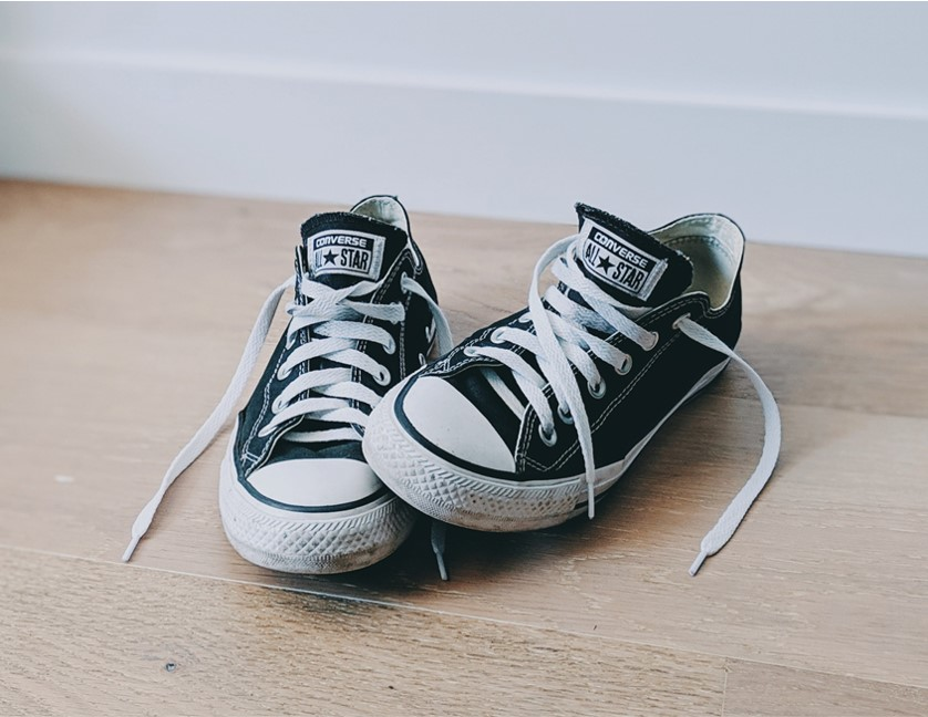Story Seeds Prompt: Shoes