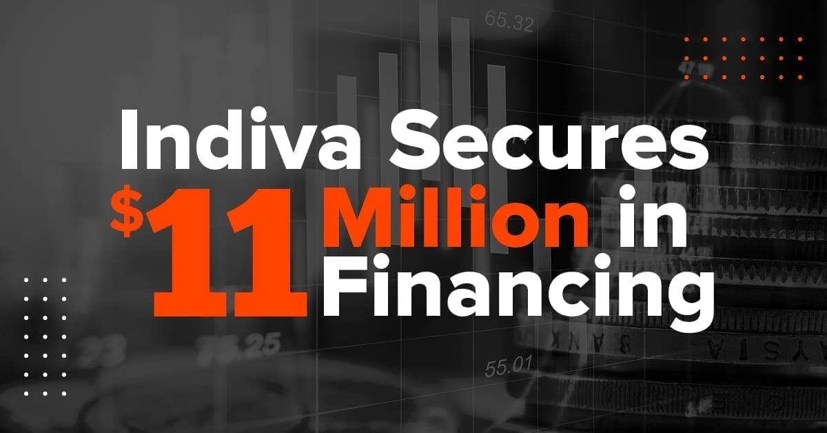 press-release-–-indiva-secures-$11-million-in-financing