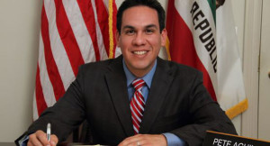 The DCCC hopes to run Pete Aguilar even though Aguilar is a phony Democrat according to Howie Klein.