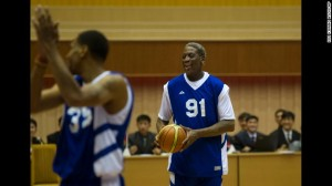 Rodman now says alcohol played a role in his calling the North Korean leader a friend.