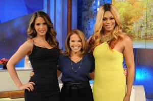 Critics say Katie Couric focused too much on the sizzle and too little on the plight of CeCe McDonald.