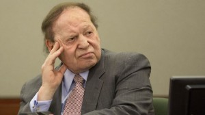 Howie Klein reports that McKeon is a degenerate gambler who owes money to Casino Magnate Sheldon Adelson, pictured here.