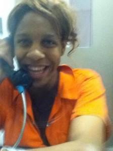 CeCe McDonald is serving in a Men's prison.
