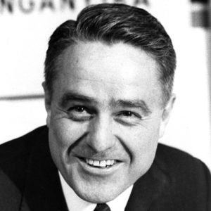 Bobby Shriver's father, R. Sargent Shriver, was the first director of the Peace Corps and was Senator George McGovern's running mate in 1972.