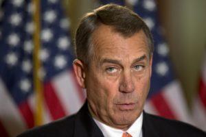 Alcoholic John Boehner.