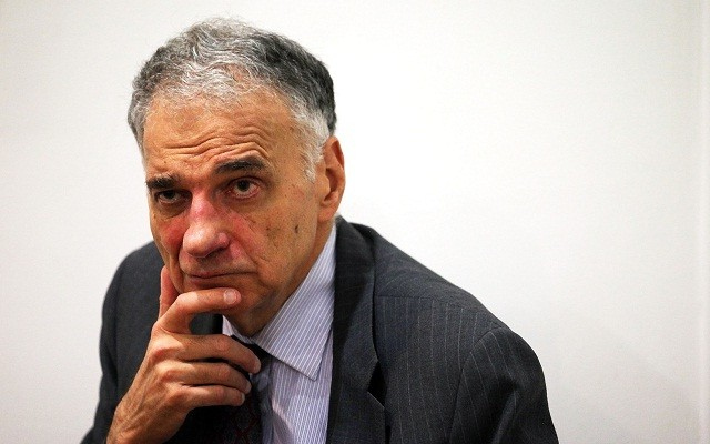Ralph Nader Holds News Conference On DC Statehood