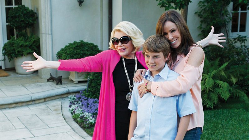 Joan Rivers Remembered: Read Daughter Melissa's Funny Eulogy in Full