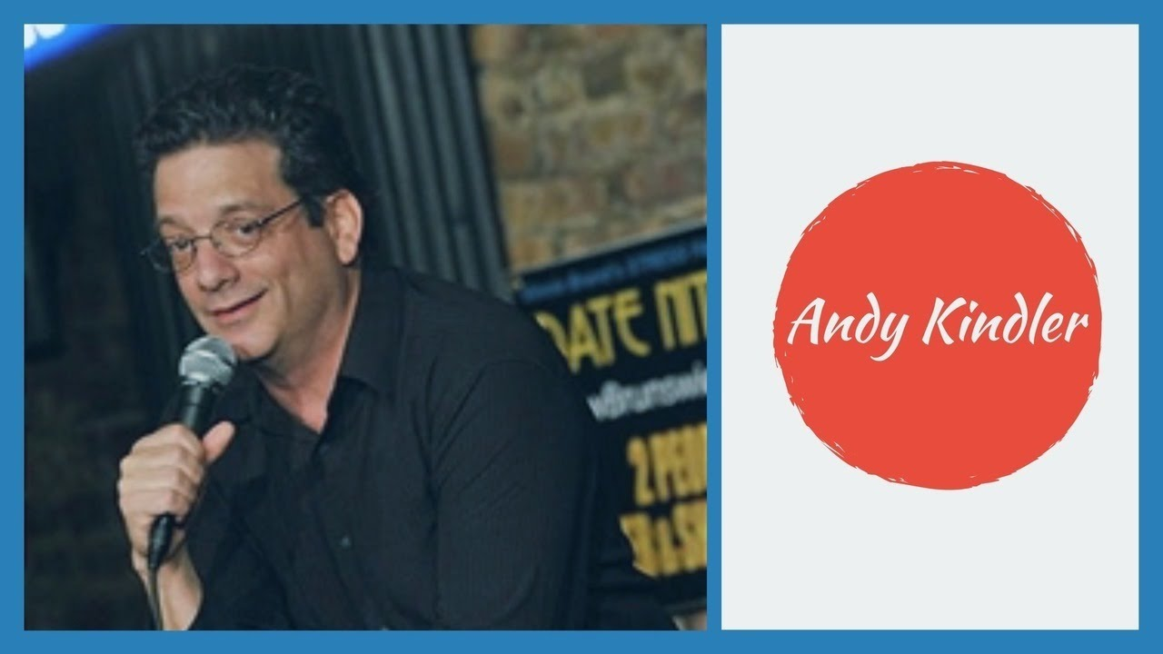 Andy Kindler with the shtick