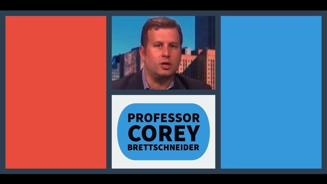 Professor Corey Brettschneider says Trump is unpardonable