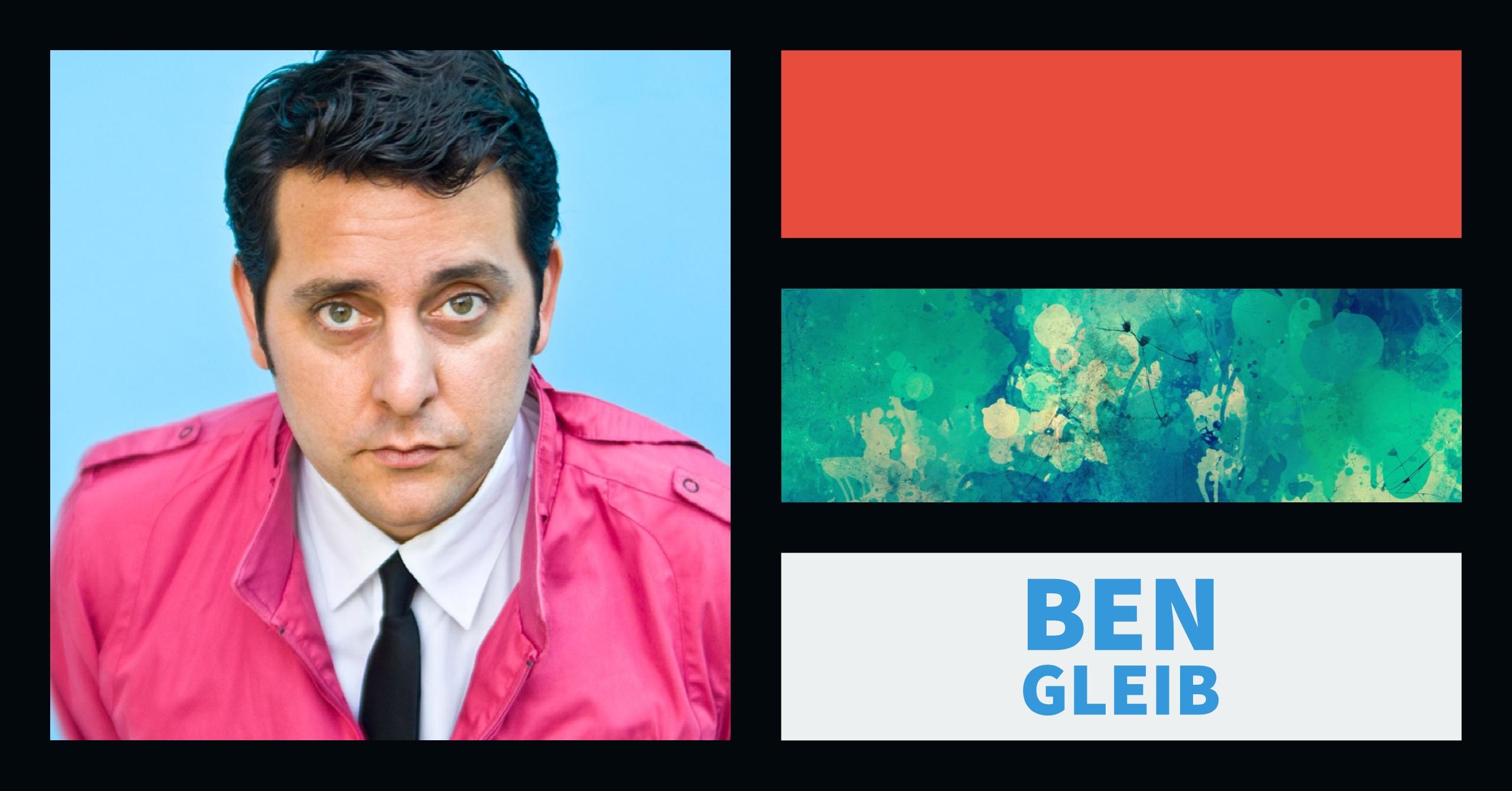 Ben Gleib hosts Idiotest on GSN