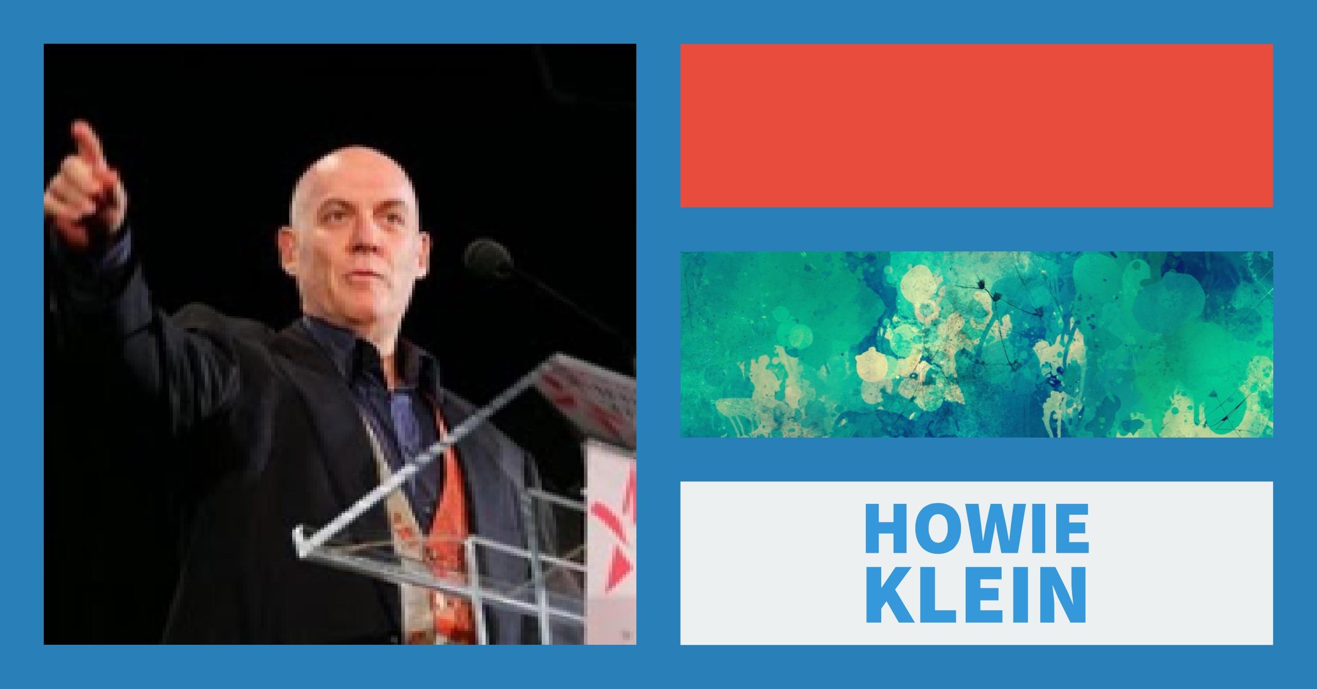 Howie Klein talks The Mooch