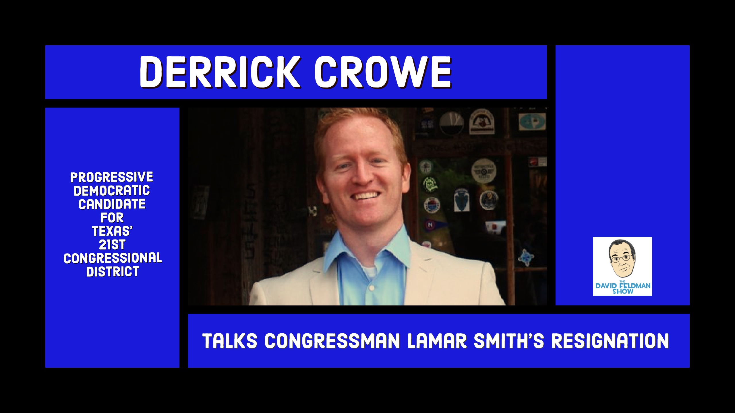 Derrick Crowe For Congress