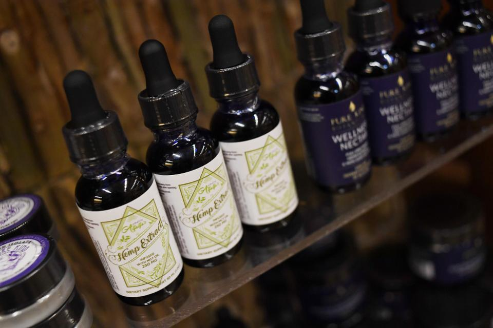 No, CBD Is Not 'Legal In All 50 States'