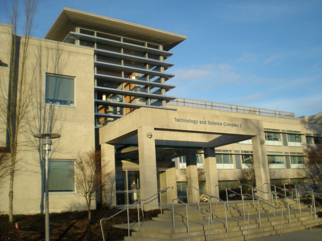 SFU Technology & Science Complex