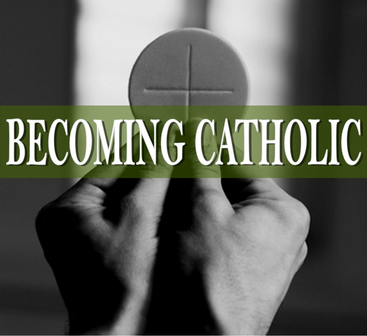 BecomingCatholic