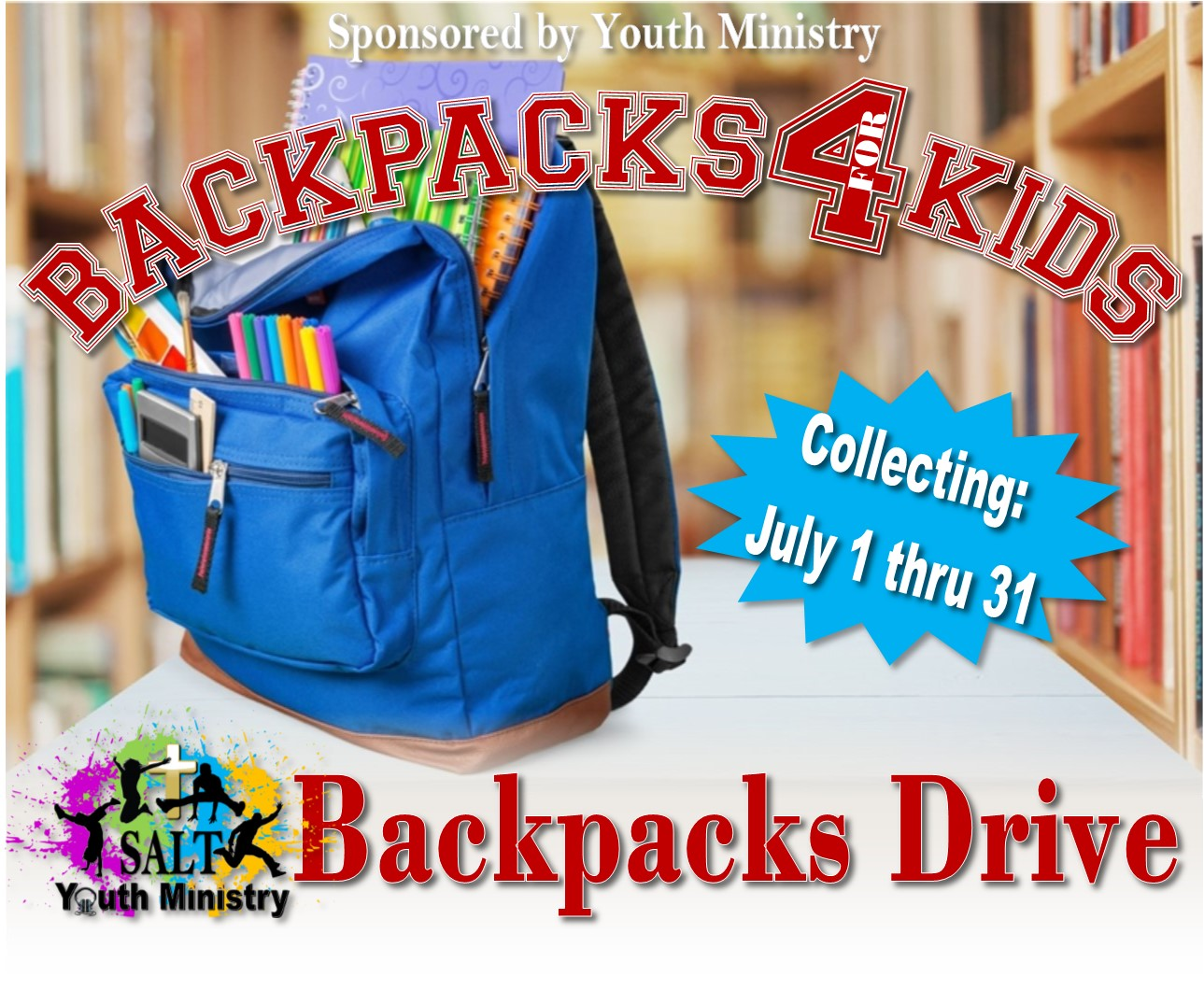 Backpack Drive 2