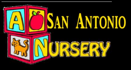 Sanantonio Nursery Logo