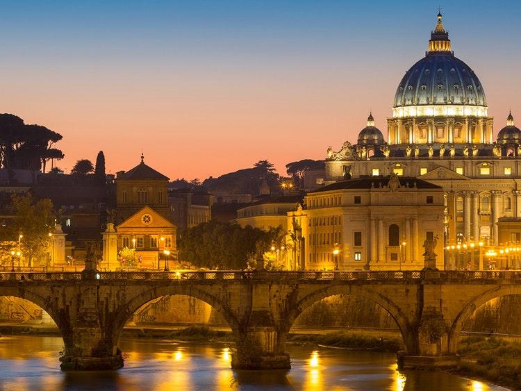 Italy Pilgrimage