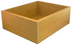 Maple Overlay Box