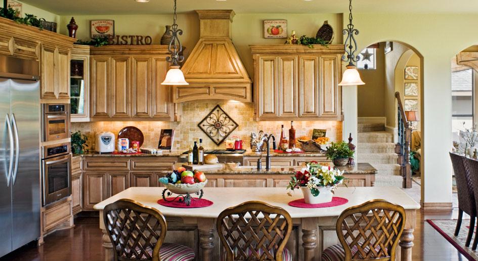 Burrows Cabinets kitchen cabinet Elegant wood vent hood