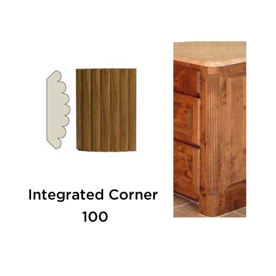 Integrated Corner 100