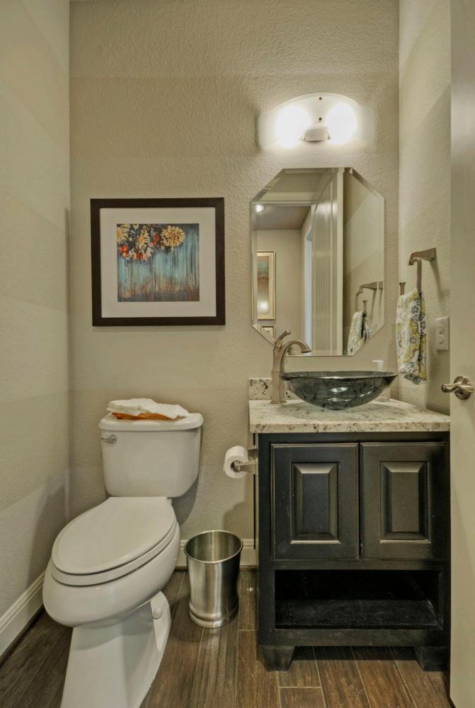 Burrows Cabinets' Dallas Powder Vanity
