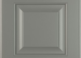 Burrows Cabinets' 5-piece raised panel door in Ash