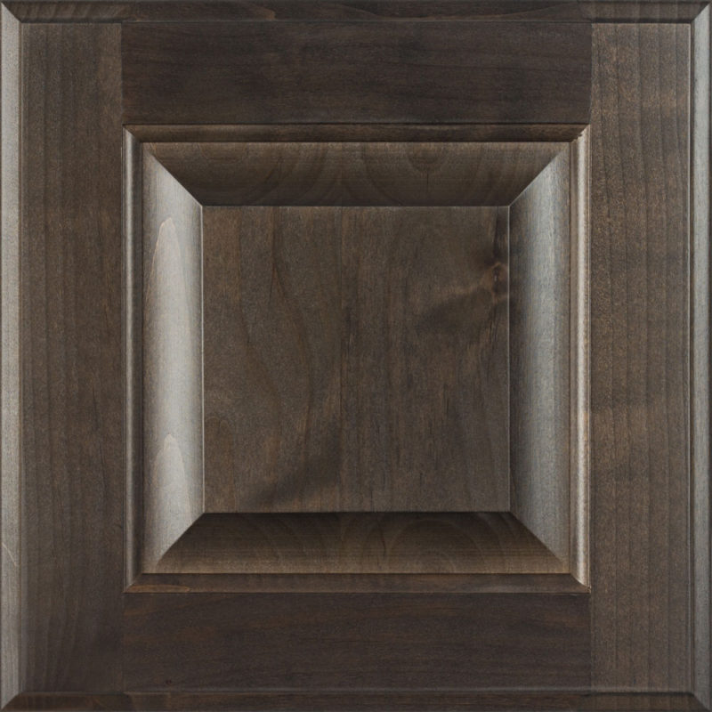 5-Piece Raised Panel in Clear Alder Driftwood