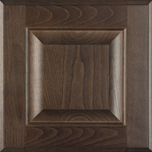 5-Piece Raised Panel in Beech Driftwood