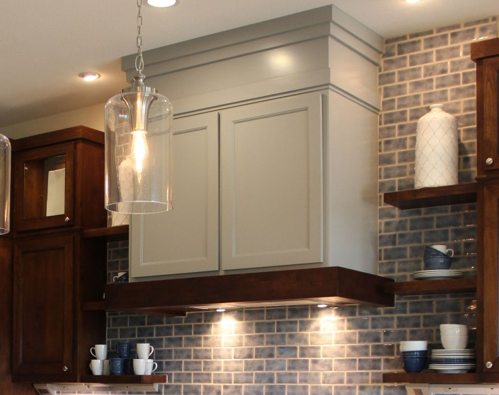 Burrows Cabinets Craftsman Vent Hood