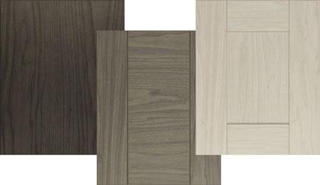 EVRGRN cabinet door styles