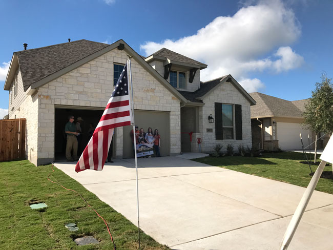 BC Operation Finally Home - home exterior