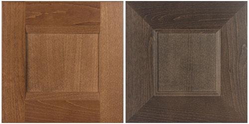 Burrows Cabinets Briscoe in Beech Bali and Terrazzo in Beech Driftwood