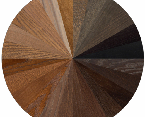 Burrows Cabinets stain colors