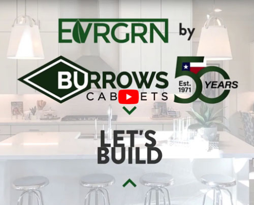 Burrows Cabinets EVRGRN Video Product Tour