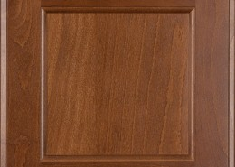 Burrows Cabinets flat panel door in Beech - Ambrose