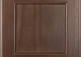 Burrows Cabinets flat panel door in Beech - Barbado