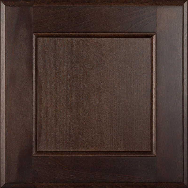 Burrows Cabinets Cameron flat panel door in Beech - Kona