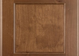 Burrows Cabinets flat panel door in Clear Alder - Bali
