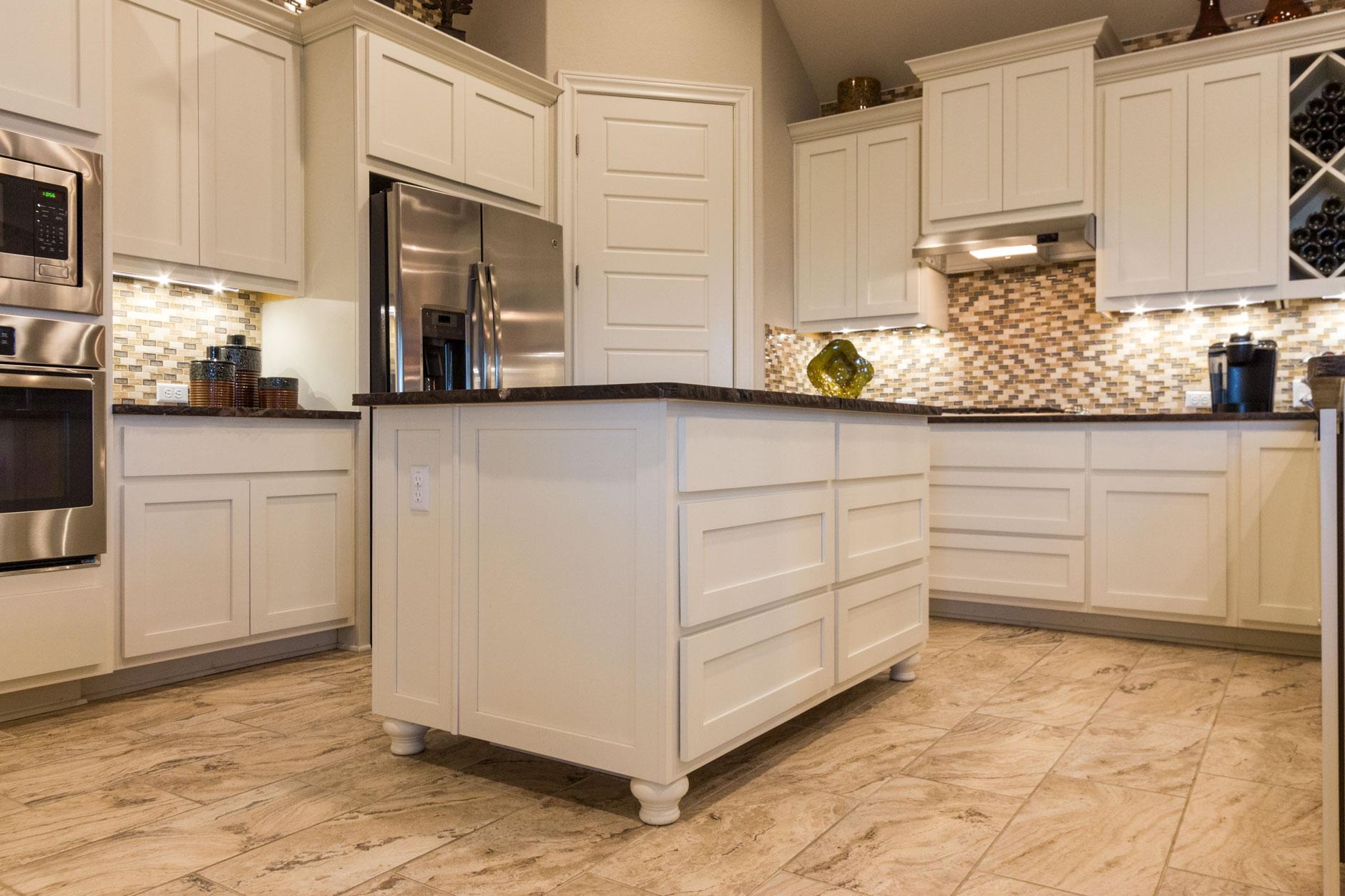 Cabinet Feet Add High End Furniture