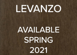 Levanzo - available Spring 2021