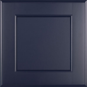 Burrows Cabinets' Flat Panel in Naval