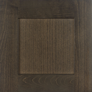 Burrows Cabinets' Shaker in Beech Driftwood