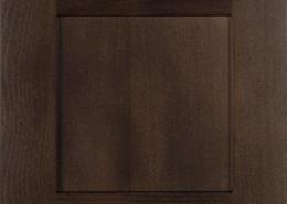 Burrows Cabinets' Shaker in Beech Kona